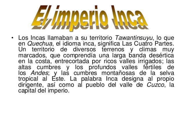 inca language quechua - photo #8