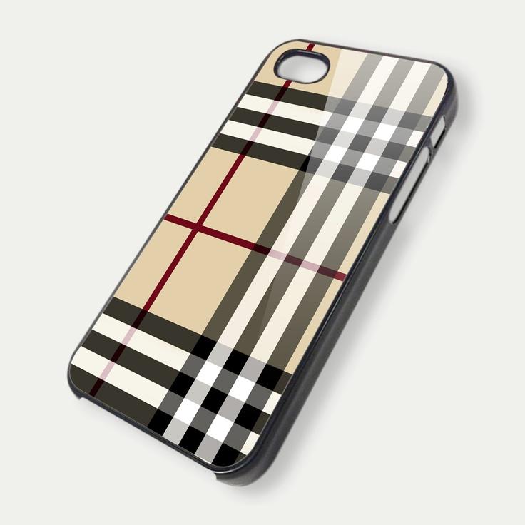 Burberry S4 Phone Case