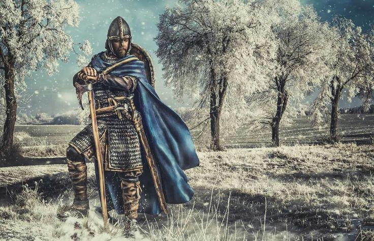 Anglo Saxon Huscarl