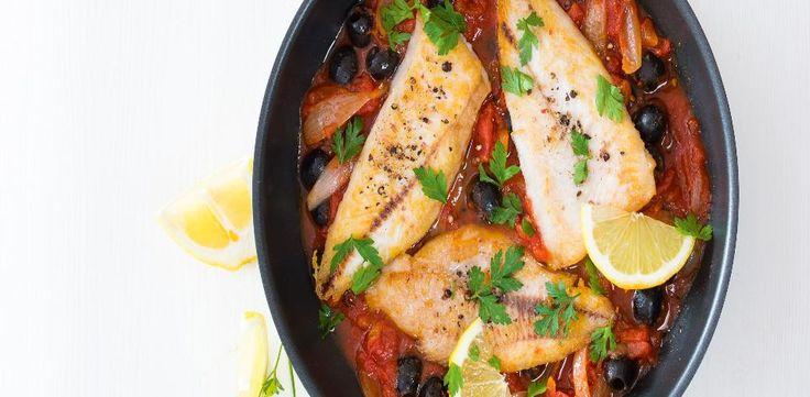 Ryba v rajčatech