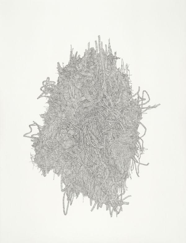 Julie Ouellet - Oeuvres sur papier, 2012 by julie ouellet, via Behance