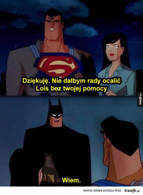 Typowy batman