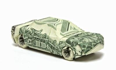 gifting money~ Folding money ideas
