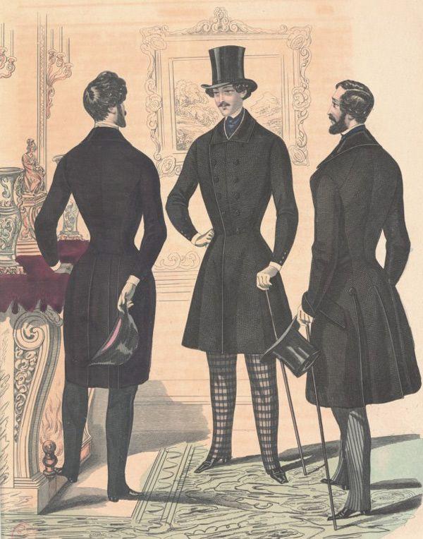 28 best 1840s men images on pinterest