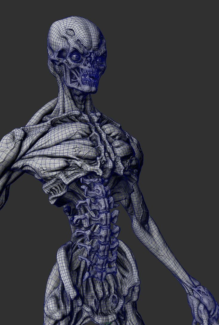 zbrush central male - Google Search