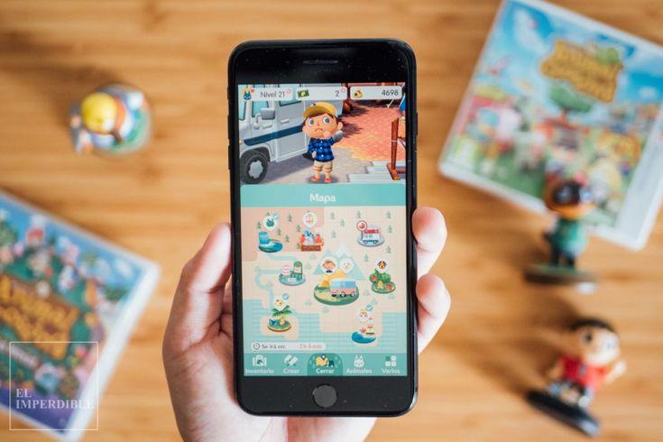Consejos para Animal Crossing Pocket Camp. Nintendo 3DS DS.
