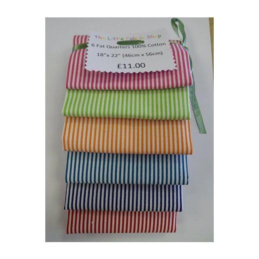 Classic Bright Stripes