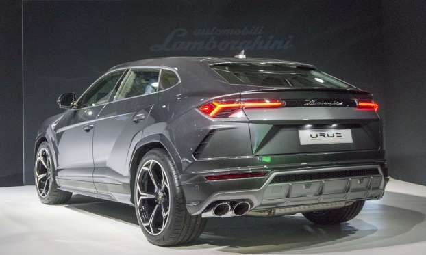 Expected to perform on par with sports cars, the Urus draws power from a twin-turbocharged 4.0-liter... - Perry Stern, Automotive Content Experience