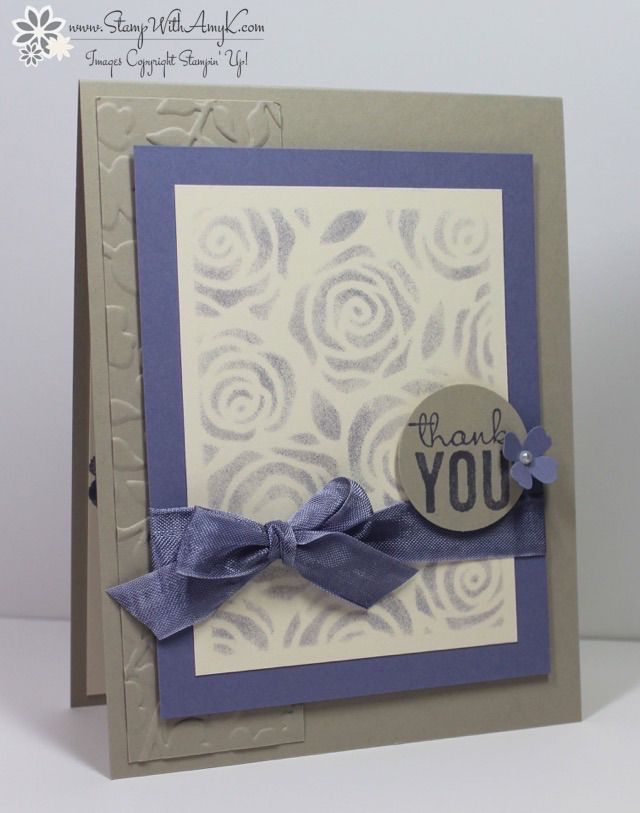 onitsuka   Rose Embellishments K Up    tiger Stamp   Painted Stamps   su With   Amy Petals Plate  Up  runspark and Stampin Stampin