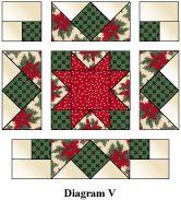 Pattern: Royalty Block Variation