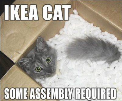 no allen wrench required!  No, really!