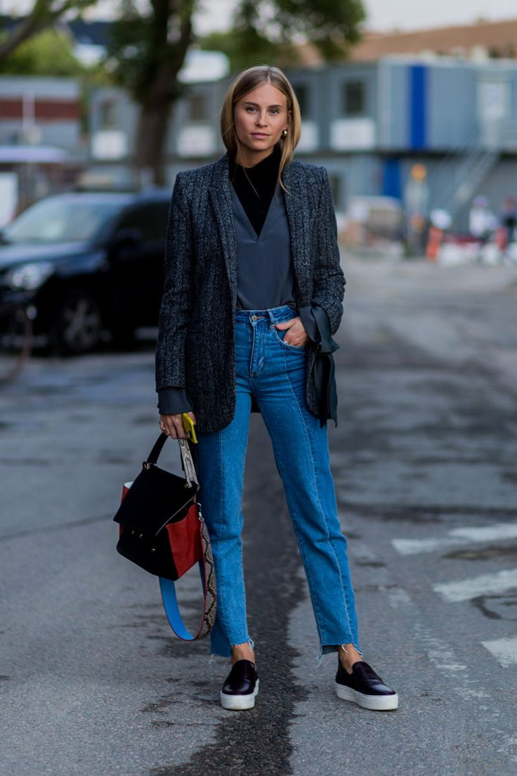 The best street style from Copenhagen Fashion Week - Fashion Quarterly - Women's Shoes - http://amzn.to/2gIrqH5