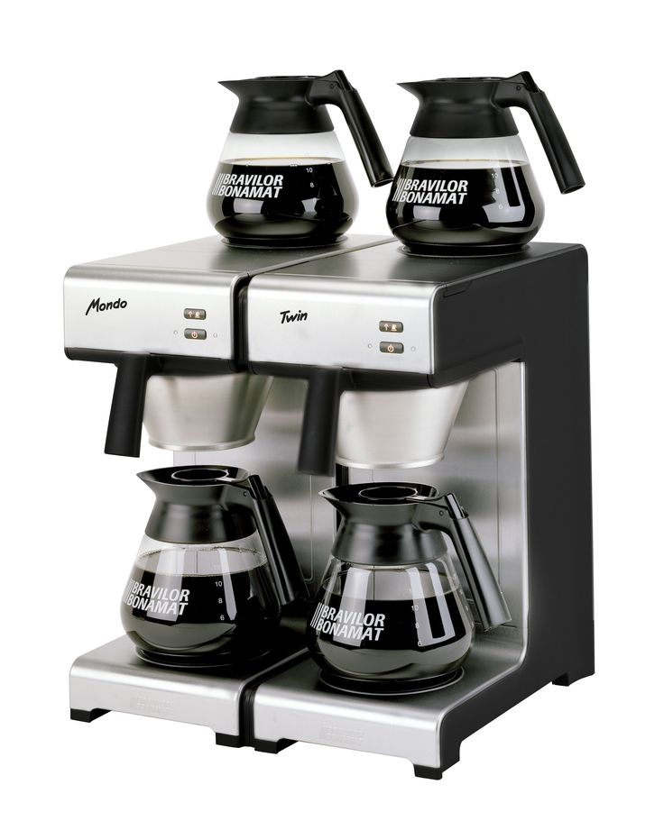 Fresh filtered coffee for your office - invigorate your team
