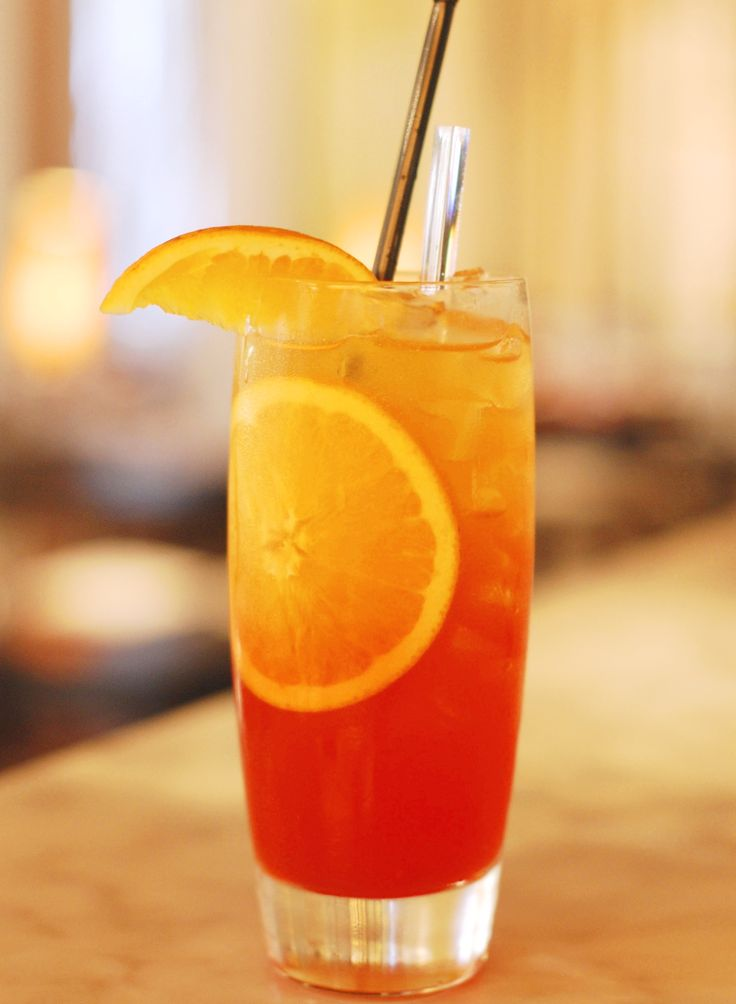 """On your next visit to Biscotti, Italian restaurant of Four Seasons Hotel Bangkok, don't miss a glass of the splash of citrus with Campari and Prosecco that will attract your palate.  Just ask for the """"Campari Orange Splash"""" and say Cheers! #FSTaste"""