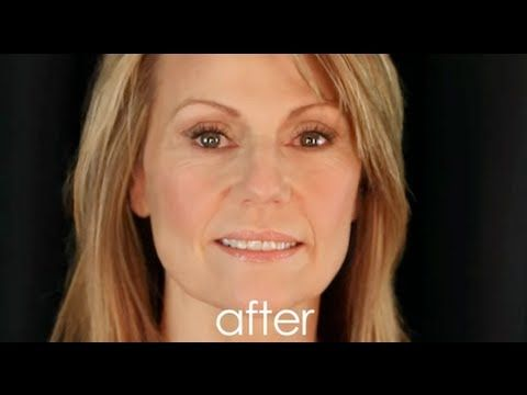 Flawless Makeup for Mature Skin - Makeup Tutorial Video with celebrity makeup artist Robert Jones from the Robert Jones Beauty Academy at http://www.robertjonesbeautyacademy.com.  Robert has appeared on the Today Show and even written a beautiful book called, Looking Younger - all about how to teach women how to help make themselves look young...