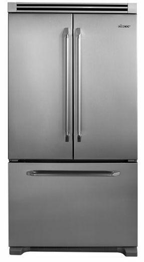 EF36BNNFSS Dacor Renaissance 36  Epicure French Door Bottom Freezer Refrigerator - Stainless Steel $2699.00  sc 1 st  Pinterest & 34 best Appliances images on Pinterest | Appliances Kitchen ideas ... pezcame.com
