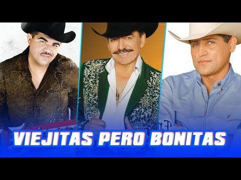 Viejitas Pero Bonitas Canciones Romanticas Pancho Barraza,Joan Sebastian,Chuy Lizarraga - YouTube