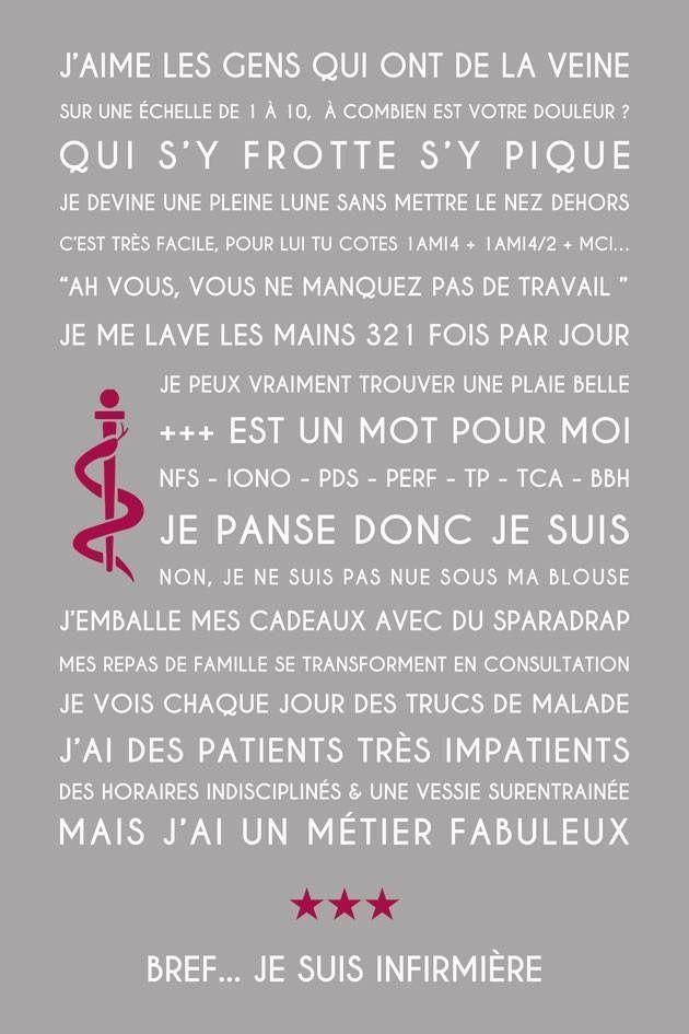 citation infirmiere