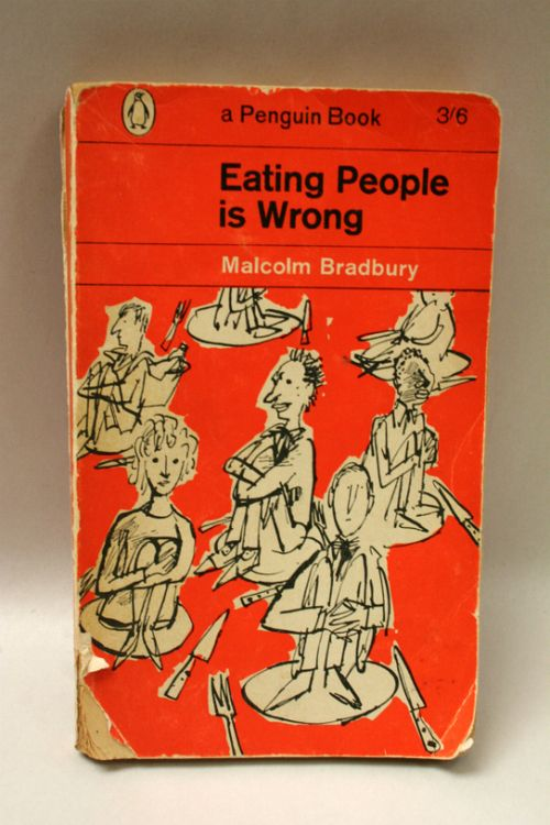 Eating People is Wrong = a very important lesson for our kids.