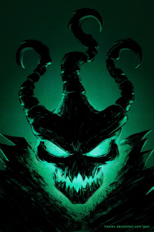 Thresh fan art by hamex on DeviantArt