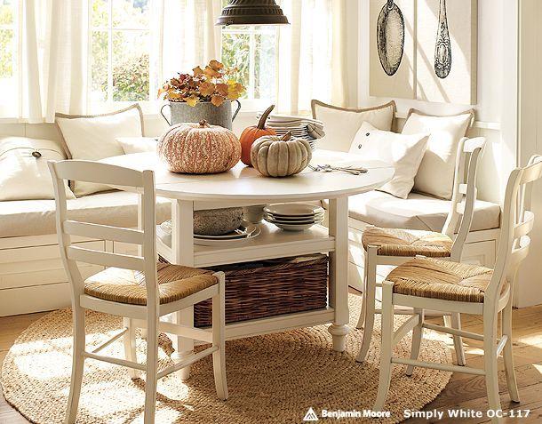 15 best kitchen sitting area images on pinterest