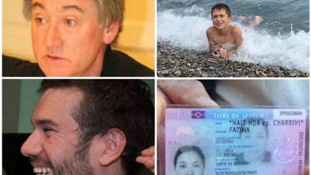 El hombre que dio la vida por su esposa embarazada y otras víctimas del atentado de Niza