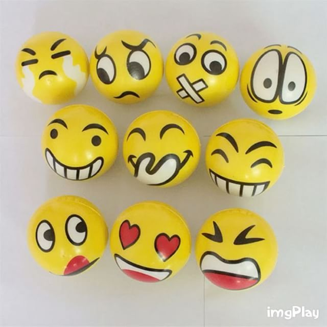"""How cute these emoji squeeze balls!😂 They can help you to relief your stress! ✨Shop link in my bio. 🔎Search: SKU314165 💰Use discount code """"newchic2016"""" for 15% off! #newchic #fashion #cute #lovely #girls #boys #toy #kawaii #sweet #emoji #ball #squishy #squeeze #stressreliever #fun #funny #interesting #cool #amazing #awesome #home #tbt #stylish #daily #ootd #like4like #follow4follow #photooftheday #followme"""