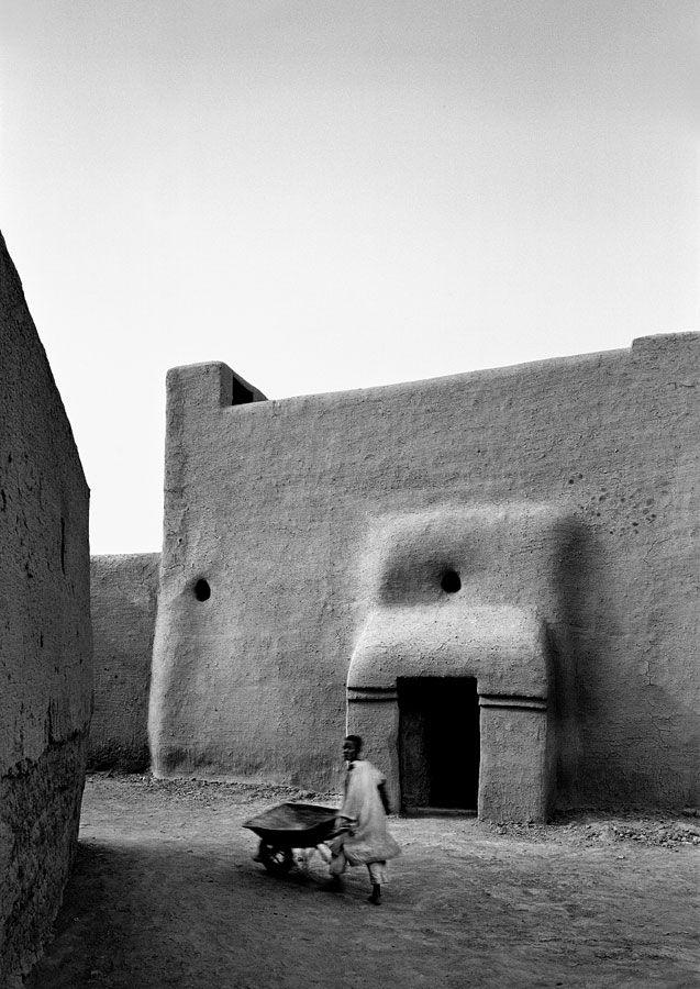 James Morris. House, Djenne, Mali