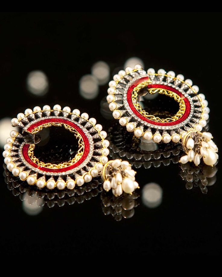 Red Pearl Beauty — Details — Details | Indianhanger.com