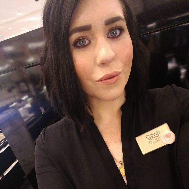 Call 405-329-2600 and ask for the Chanel counter, and then ask for Steph! She'll get you taken care of!! Wearing Rouge Profond blush and Stylo Yeux WP in Eros #chanelbeaute #chanelbeauty #chanelmakeup #chanelcosmetics #motd #chanelgirl #chaneladdict #obsessed