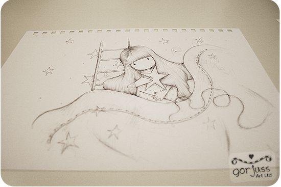 Blanket Of Stars - Original (SOLD)