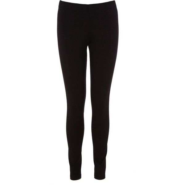 Oasis Basic leggings ($22) ❤ liked on Polyvore