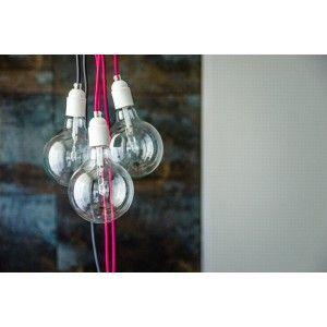 Loft multi plastic X2 - kolorowekable.pl zestaw 3szt 130PLN - kolory kabli do wyboru z dostępnej palety