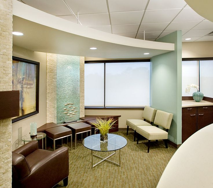 clear creek dental office design harmonic environments