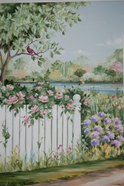 Beautiful day!  This is a cute painting