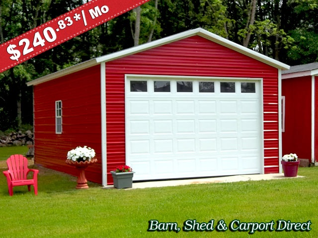 Image detail for -... , Metal Carports & Storage Sheds for Sale | Metal Farm Buildings Too