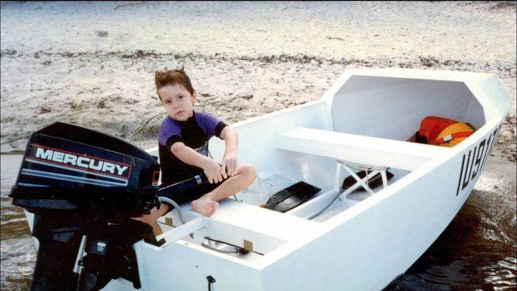 Fascination with small boats - affordable high performance boats
