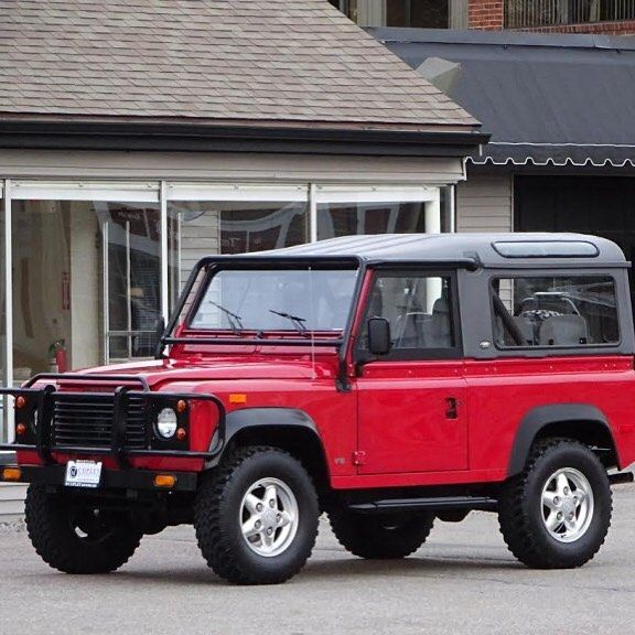 1471 Best Land Rover DEFENDER 90 Images On Pinterest