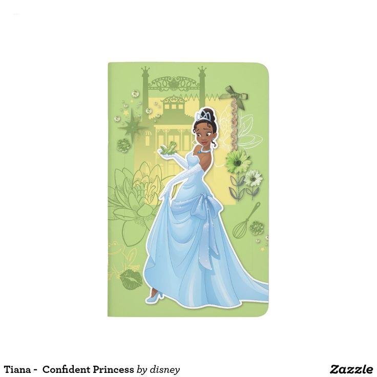Tiana -  Confident Princess. Regalos, Gifts. #journal #diario