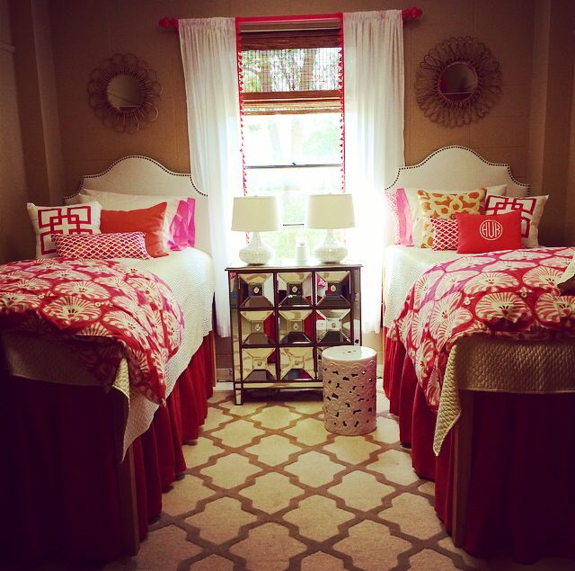 Home away from home! #dorm #Crosby #OleMiss