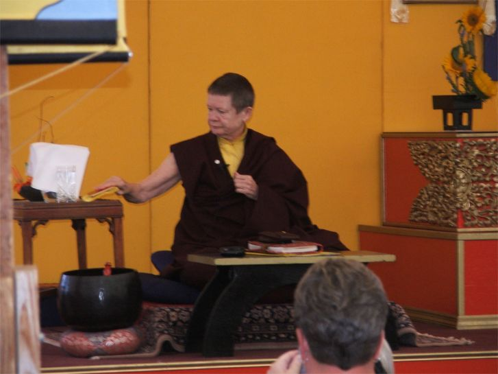 pema chodron - in our studio on webcast