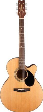 The Jasmine S34C NEX Acoustic Guitar