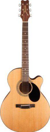 The Jasmine S34C NEX Acoustic Guitar