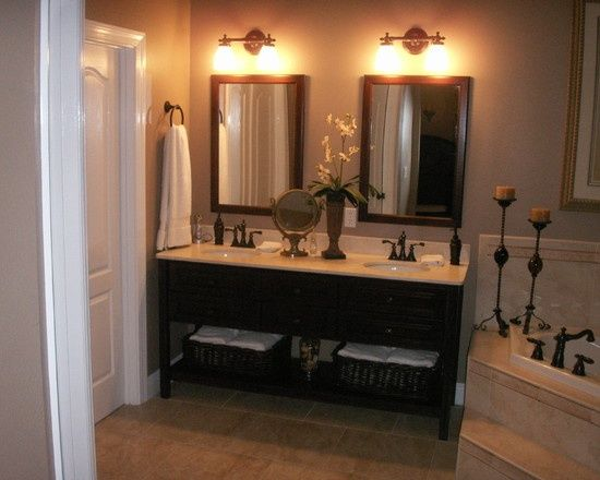 17 best images about bedroom remodel on pinterest for Colonial bathroom ideas