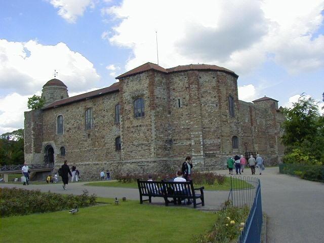 Colchester, Castle. Colchester, Essex