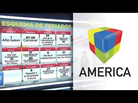 Feriados 2017: Así quedó el calendario, tras la eliminación de los puentes | BUENOS DIAS AMERICA, Mauricio Macri