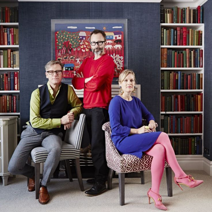 The Great Interior Design Challenge Presented By Tom Dyckhoff Daniel Hopwood And Sophie Robinson