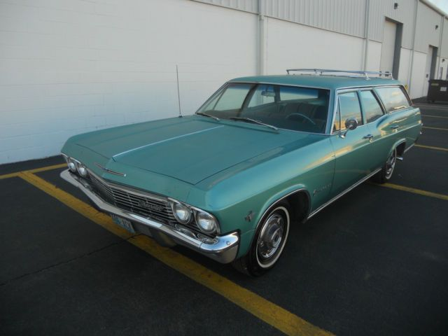 1965 Chevrolet Impala Station Wagon For Sale In Rochester New