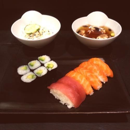 Pour le déjeuner ou le dîner, Bout' Sushis Montpellier : livraison de sushis artisanaux à petits prix!
