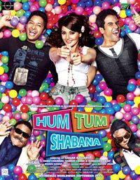 "Hum Tum Shabana is a 2011 Indian comedy and romance film. It stars Tusshar Kapoor, Shreyas Talpade, and Minissha Lamba in lead roles.  <img class=""size-full wp-image-1231 aligncenter"" src=""http://latesthindilyrics.com/wp-content/uploads/2016/11/Hum_tum_shabana.jpg"" alt=""hum tum shabana movie songs lyrics and videos"" width=""200"" height=""256"" /> <table class=""infobox vevent""> <tbody> <tr> <th scope=""row"">Directed by</th> <td>Sagar Ballary</td> </tr> <tr> <th scope=""row"">Produced by</th…"